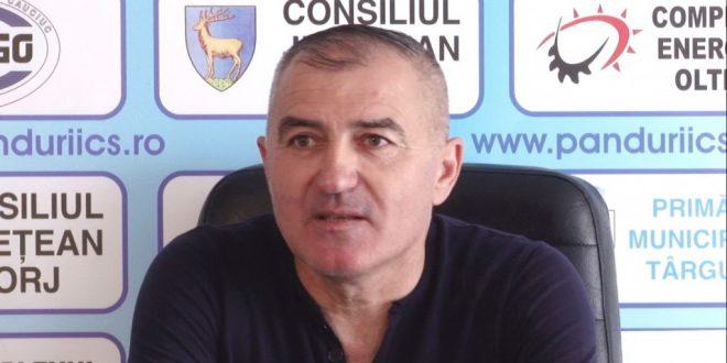 PANDURII TV / CONFERINŢĂ DE PRESĂ A ANTRENORULUI PETRE GRIGORAŞ 13.10.2016