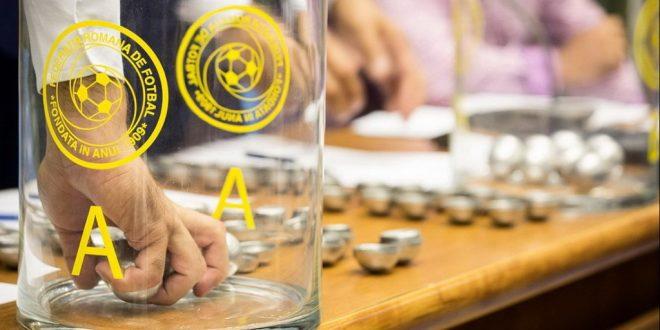 Componenţa urnelor pentru tragerea la sorţi a 16-imilor Cupei României, Pandurii îşi vor afla astăzi adversarul din Cupă