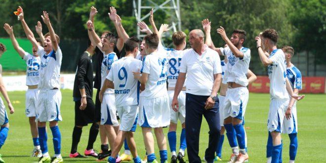 Cupa României- optimi U19: CFR 1907 Cluj – Pandurii Târgu Jiu, Cupa României optimi U17: ACS Poli Timișoara – Pandurii Târgu Jiu
