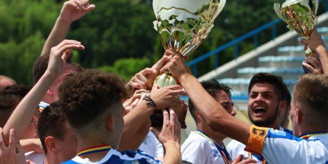 Cupa României U17 / Pandurii Târgu Jiu U 17 s-a calificat în sferturile de finală ale Cupei României