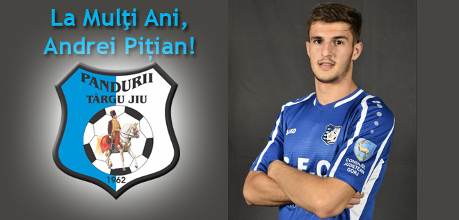 La Mulţi Ani, Andrei Pițian!