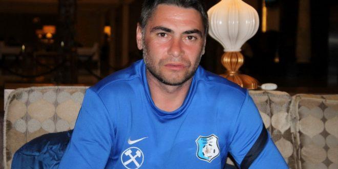 Robert Bălăeţ a fost numit director sportiv al clubului Pandurii Târgu Jiu