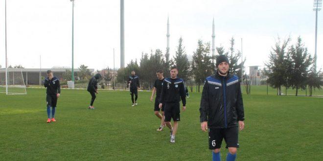 Pandurii Târgu Jiu va disputa două jocuri amicale cu echipe din Rusia în prima săptămână de cantonament