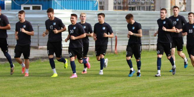 Jucătorii echipei Pandurii Târgu Jiu se vor reuni duminică 8 ianuarie pentru a pregăti partea a doua a campionatului