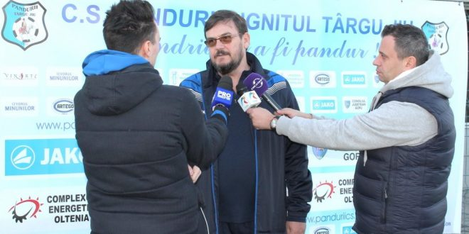 """PANDURII TV / MARIN CONDESCU: """"Flavius Stoican este omul potrivit şi cred că am găsit cea mai bună soluţie!"""""""