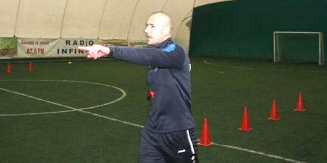 COMUNICAT PANDURII / Dan Vasilică a fost cooptat în staff-ul tehnic al echipei Pandurii Târgu Jiu