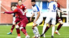 FC Voluntari – Pandurii Târgu Jiu, scor  1-1 în Etapa 1 play out din Liga I Orange