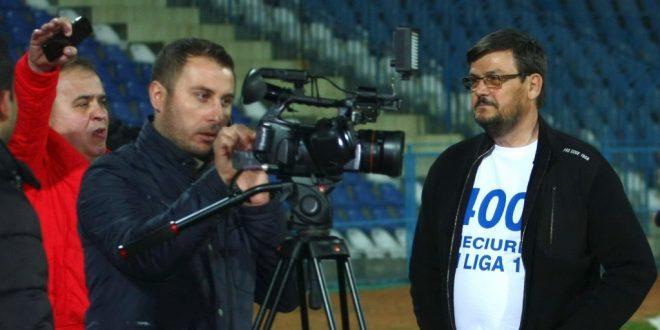 PANDURII TV / INTERVIU ACORDAT DE PREŞEDINTELE USMO, MARIN CONDESCU, LA FINALUL MECIULUI PANDURII – CSM POLI IAŞI