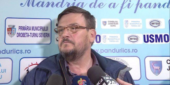 PANDURII TV / INTERVIU AL PREŞEDINTELUI USMO MARIN CONDESCU, PANDURII TÂRGU JIU – FC BOTOŞANI