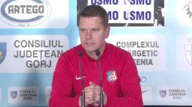 PANDURII TV / CONFERINŢA DE PRESĂ A ANTRENORULUI FLAVIUS STOICAN, MECI PANDURII – FC BOTOŞANI