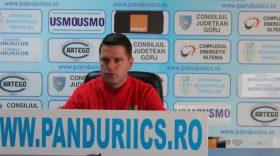 PANDURII TV / CONFERINŢA DE PRESĂ A ANTRENORULUI FLAVIUS STOICAN – 13.04.2017