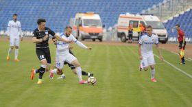 Pandurii Târgu Jiu – ACS Poli Timișoara 1-3, în etapa a 5-a din playout,  Liga I Orange