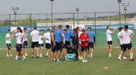 Antrenorul Stefan Nanu a venit vineri la Târgu Jiu pentru discuții  în vederea preluării băncii tehnice a echipei Pandurii