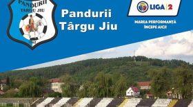 Pandurii Târgu Jiu revine după doi ani să joace un meci oficial în judeţul Gorj