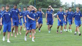 Lotul echipei Pandurii Târgu Jiu se va definitiva după meciul amical cu Internaţional Băleşti