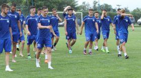 Pandurii Târgu Jiu a avut pe teren, la meciul cu U Cluj, o echipă cu o medie de vârstă de 19,7 ani