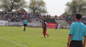 Pandurii Târgu Jiu a revenit în să joace în Gorj după doi ani în care a evoluat pe stadionul Municipal din Severin
