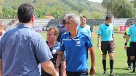 Pandurii Târgu Jiu a reziliat contractul cu antrenorul Adrian Iencsi, Marcel Ploaie şi Dorian Gugu vor pregăti echipa