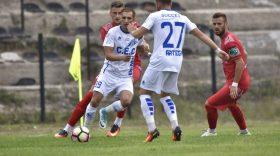 LIGA II-A / ETAPA A VI-A: Pandurii  Târgu Jiu – AFC Hermannstadt  Sibiu, scor 1-3