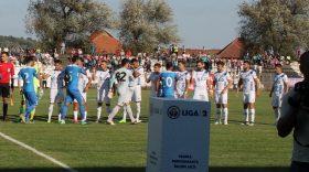 LIGA A II-A /  Pandurii Târgu Jiu – Olimpia Satu Mare, scor 0-1 în etapa a 10-a