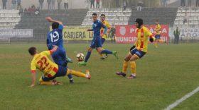 LIGA II –A / Pandurii Târgu Jiu – Ripensia Timişoara, scor 1-1 în etapa a 17-a a Ligii a II-a