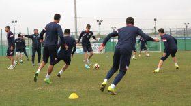 Pandurii Târgu Jiu va disputa miercuri un joc amical ACSO Filiaşi pe terenul de la Motru