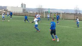 Pandurii Târgu Jiu s-a impus cu scorul de 1-0 în meciul amical cu Flacăra Horezu