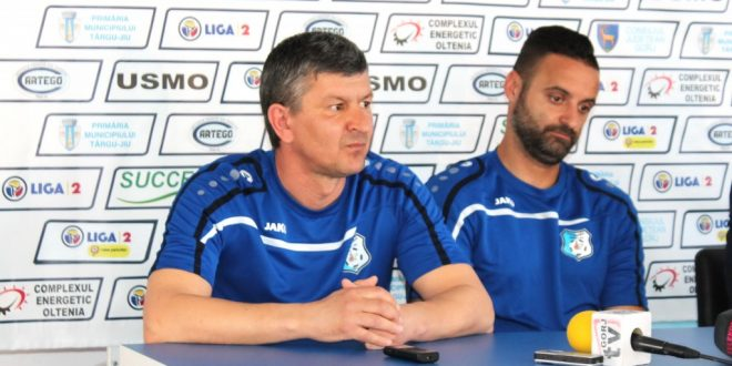"""PANDURII TV / CONFERINŢĂ DE PRESĂ ADRIAN BOGOI: """"Hermannstadt are un lot de jucători bun dar săperăm să facem un joc bun şi să obţinem un rezultat bun!"""""""
