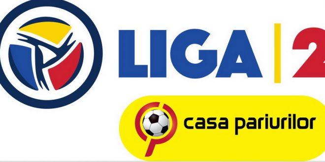 FRF a anunţat programul meciurilor şi televizărilor ultimelor patru etape din 2018 în Liga 2 Casa Pariurilor