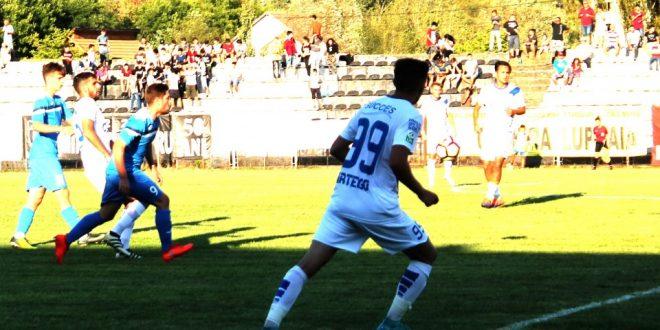 Pandurii Târgu Jiu a pierdut meciul din etapa a 27-a a Ligii a II-a Casa Pariurilor, scor 2-1 pentru CS Afumaţi