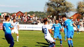 Pandurii Târgu Jiu a remizat pe teren propriu cu Luceafărul Oradea, scor 1-1 în etapa a 35-a a Ligii a II-a Casa Pariurilor