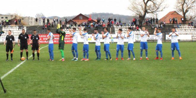 Pandurii Târgu Jiu va disputa joi, cu începere de la ora 11:00, meciul amânat cu CS Baloteşti