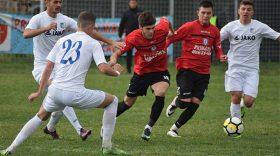 Pandurii Târgu Jiu s-a impus cu scorul de 1-0 în meciul din etapa a 33-a cu Ştiinţa Miroslava