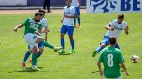 Pandurii Târgu Jiu a pierdut meciul disputat în deplasare în etapa a 34-a, scor 3-2 pentru Foresta Suceava
