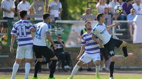 Pandurii Târgu Jiu a remizat în deplasare, în etapa a 32-a a Ligii a II-a Casa Pariurilor, scor 1-1 cu ASU Politehnica Timişoara