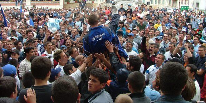 PAGINI DE ISTORIE  / 11 iunie 2005 – Pandurii Târgu Jiu a promovat în Liga 1 pentru prima dată în istoria clubului