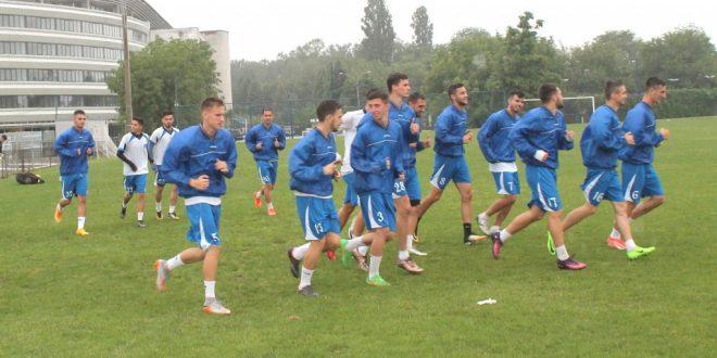 Lotul echipei Pandurii  s-a reunit miercuri la Târgu Jiu şi a început pregătirea noului sezon
