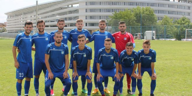 Pandurii Târgu Jiu va debuta sâmbătă în noul sezon cu un meci în deplasare cu nou promovata Aerostar Bacău