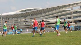 Pandurii Târgu Jiu va disputa mâine după-amiază un meci amical cu Jiul Rovinari