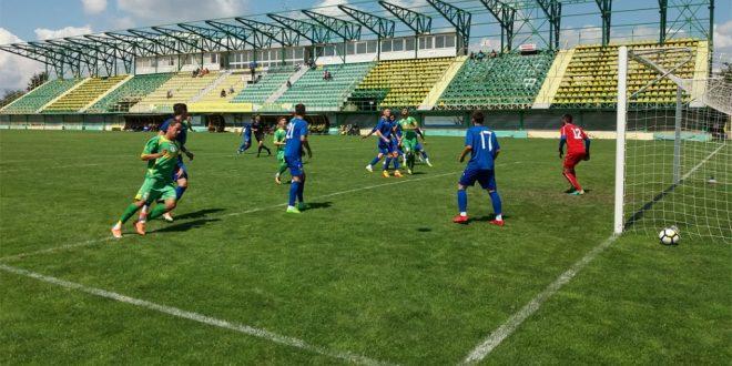 Pandurii Târgu Jiu a remizat, scor 0-0 cu CS Mioveni, în primul meci amical susţinut în stagiul de pregătire de vară