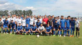 Pandurii Târgu Jiu s-a impus cu scorul de 4-1 în meciul amical cu Jiul Rovinari