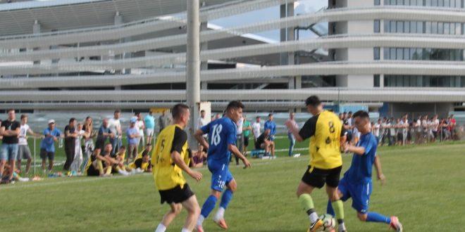Pandurii Târgu Jiu s-a impus cu scorul de 3-2 în meciul amical cu CS Novaci