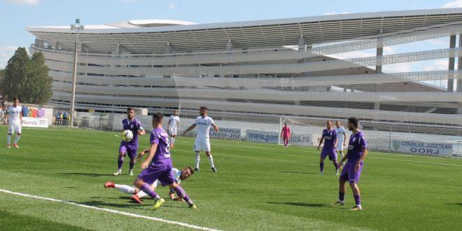 FOTO / IMAGINI MECI PANDURII TÂRGU JIU – FC ARGEŞ, SCOR 1-1