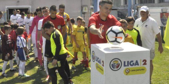 Pandurii Târgu Jiu a avut în prima etapă a sezonului cea mai tânără echipă din Liga a II-a