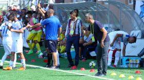 """Adrian Bogoi: """"Avem un lot tânăr dar sper să vină din ce în ce mai mulţi suporteri la meciurile echipei noastre"""""""