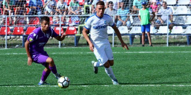 Biletele pentru meciul dintre Pandurii Târgu Jiu şi CS Mioveni se vor putea procura începând de vineri