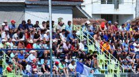 Pandurii a înregistrat o primă victorie în faţa suporterilor de la Târgu Jiu şi un număr record de spectatori şi în etapa a patra