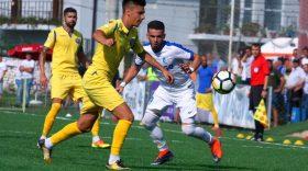 Pandurii Târgu Jiu s-a impus cu scorul de 5-3 în meciul cu Farul Constanţa în faţa a peste 1000 de spectatori