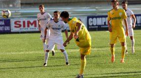 Panduri Târgu Jiu s-a impus cu scorul de 4-0 în deplasare, în meciul din etapa a 7-a cu Dacia Unirea Brăila
