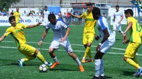 Pandurii Târgu Jiu a remizat în deplasare în etapa a 5-a, scor 2-2 cu Daco Getica București